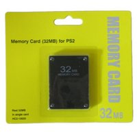 Wholesale 32MB M High Speed Memory Card for Sony PlayStation PS2 DHL FEDEX EMS