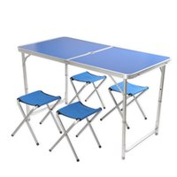 as pic activity table set - Lightweight Folding Chairs Table Easy Set Up Portable Sturdy New Camping Table and Chairs For Outdoor Activity