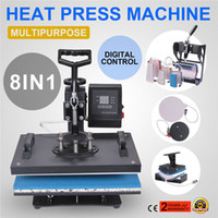Tube Printer automatic paper plate machine - 6 in Swing Away Heat Press Machine W Hat Press X15Inch Heat Platen Multifunction Hat Mug Plate Cap Printing Machine