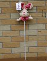 Wholesale Cute Plush Rabbit Cute Radish Rabbit Easter Bunny Lovely Animal Plush Toy