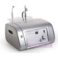 Wholesale Mini portable oxygen facial machine in with oxygen sprayer oxygen jet peeling for skin rejuvenation DHL