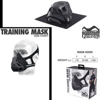 athletic training equipment - 2016 NEW PHANTOM TRAINING MASK Outdoor Sport Mask High quality Training Boxing Phantom Athletics Training MaskFitness Supplies Equipment