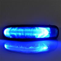 Wholesale LED Armbands Flashing Glow Wristbands Night Run Walk Cycling Safety Lights