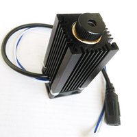 Wholesale Focusable W mw nm Blue Laser Module with TTL DIY Engraver Laser Machine CNC Stage Lighting