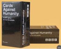 Wholesale AU US CA UK Basic Edition Cards Of Humanity