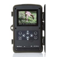 Wholesale Low Glow Black Infrared Trail Game Scouting Camera MP P Detection Range ft Night Vision ft IP56 Waterproof Cam