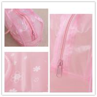PVC bag for toiletries - MB New design Toiletry Bags Cosmetic Bag Waterproof Bath Toiletries bags women for cheap price
