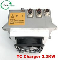 Wholesale LIFEPO4 KW Elcon TC Charger for Electric Vehicle High Capacity Aluminum AC90 V Battery Chargers Cheap GNE019