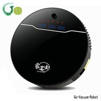 anti dust mite - New Design remote control Wet And Dry Vacuum Cleaner Robot With big dust box Capacity UV lamp mite killed Anti falling cleaner
