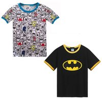 batman t shirt for girls - Batman Monster Baby Boys T Shirts Summer Short Sleeved Tees Shirts for Children Clothes Boys Clothing Cotton Tops