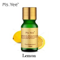 Wholesale Lemon Oil ml Pure Natural Undiluted Therapeutic Grade Essential Oils Cold Pressed Moisturize brighten Skin SPA