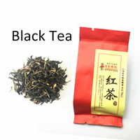 Wholesale 5g pc Yunnan Dianhong Black tea Organic food stomach slimming bubble tea good for eye Chinese tea gift