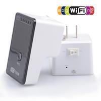 achat en gros de extender wifi eu-Nouveau AC750 Dual Band 750Mbps Routeurs 802.11ac Sans fil Wifi Repeater Extender Réseau 750M Router gamme US / EU / AU Plug