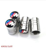 Wholesale Sticker For Tire - Car-styling Car Wheel Tire Valves Tyre Stem Air Caps case For BMW m m3 X1 X3 X5 X6 e46 E30 E39 E90 e92 e36 F30 f10 car styling