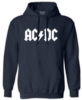 Men ac collars - autumn New fashion hip hop sweatshirt brand tracksuit mma AC DC band rock Mens acdc Graphic hooded men Print Casual hoodies