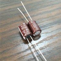 al por mayor bajo la placa madre-Venta al por mayor-20pcs 820uF 6.3V NCC KZG 8x12mm Super Baja ESR 6.3V820uF Capacitor de la placa base