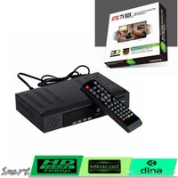 Wholesale Desxz HD PVR Digital MPG4 H ATSC TV Tuner P Chinese TV Box Receiver Support USB HDMI for Mexico USA Canada