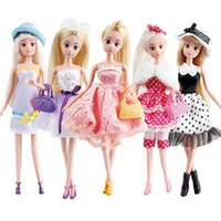 Wholesale Suitable for years old children s Bobbi dolls safe material handmade so that your child is no longer lonely