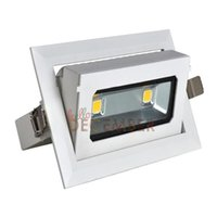 Wholesale New W W Recessed LED Ceiling Light Downlight LM W Ultra Bright LED Downlights AC V