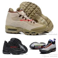 air max light - High Quality Men Max Sneakerboot Running Shoes Classic Air Cushion Soft Mens Maxes Boots Sneakers Flat Sports Shoes