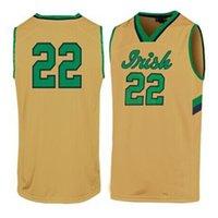basketball grants - high quality Draft Notre Dame Irish School Basketball Jersey Jerian Grant College Stitched Basket Jerseys Customized any
