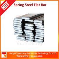 Wholesale DIN Standard Si7 Leaf Spring Making Steel Flat Bar