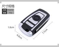 Nuevo modelo A Reestructurar el control remoto plegable para la llave del coche de BMW para el Bmw viejo 433MHz