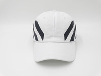 Wholesale 3 color retail Off White Cap Baseball cap PALACE snapback Hat White skateboard brand golf for women and men of the hat bone CASQUETTE