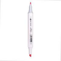 Wholesale 24 Color Markers Pen Art Markers Pen Fine Dual Heads Marking Pen Marker Paint Pens with Free Bag