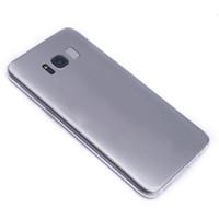 Goofón S8 Pantalla curvada MTK6580 quad core 5.2 pulgadas Android 5.0 1G 8G mostrar 64GB falso 4G lte teléfono móvil desbloqueado