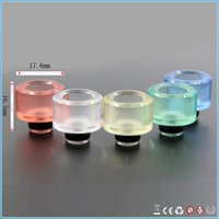 best shopping sales - Online shopping best sale acrylic and resin drip tip mouthpiece portable tips for RDA Atomizer Low Price