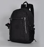 Nouveau sac à dos sac à dos en nylon K 502 Sac de voyage Sac d'école Sac d'ordinateur portable Style européen Voyage en plein air.