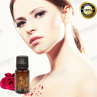 aromatic massage oils - Pure Rose Essential Oil Aromatic Whitening Moisturizing Wrinkle Natural Aromatherapy SPA Massage Oil Girl Skin Body Beauty