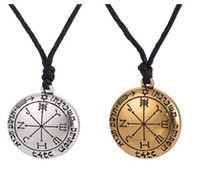 Vintage amulets and talismans - 20pcs The Sixth Pentacle of Mars Key of Solomon Seal Pendant Vintage Gothic Necklace Men Women Talisman And Amulet Jewelry A128135