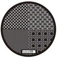 beautiful templates - Hot hothot Beautiful Pattern Nail Art Image Stamp Stamping Plates Manicure Template ot4