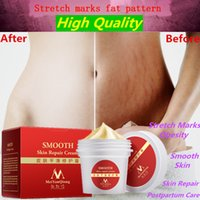 Wholesale High Quality Smooth Skin Cream For Stretch Marks Scar Removal To Maternity Skin Repair Cream Remove Scar Care Postpartum