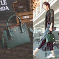 Wholesale Pure color leather female fashion handbag shoulder inclined shoulder bag middle aged lady cow leather bags Shoulder Bag Series Star with sty