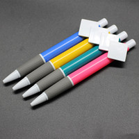 advertising gifts plastics - 50pcs ball pen advertising ball pen custom logo available Promotional gift