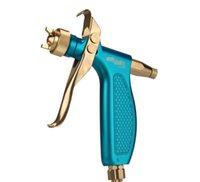 Paint Spray Gun best painting - W3 FZ DUO Jeting painting spray gun with high quality and best price for release agent free DHL shipping