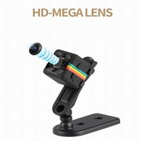 Wholesale New HD Mega Lens SQ11 DV HD P Mini Camera MP Car DVR Motion Detection Multifunction Infrared Home Security Voice Video Recorder