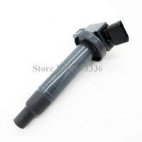 Wholesale 4pcs Auto Parts IGNITION COILS ASSY For TOYOTA AVENSIS CAMRY RAV4 SOLARA COROLLA LEXUS ES240