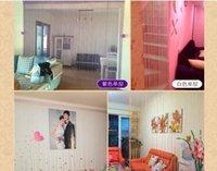 Wholesale 100x200CM Living Room Decoration Curtain Partition Silk Line Curtain Multicolor Hotel Door Curtain