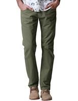 CHY 27 Pantalones vaqueros flacos afligidos de los pantalones vaqueros del diseñador de moda de los pantalones vaqueros del motorista de Moto de la motocicleta delgada de los pantalones vaqueros del mens
