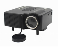 Wholesale UC28 Portable Micro Mini Hd LED Projector Cinema Theater k Hours Life Media Player