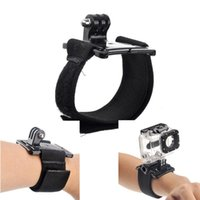 Wholesale GP93B Gopro Sport Camera Diving Housing Case Adjustable Wrist Strap Mount for Go pro Hero Hero3 Camera F170109
