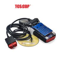 al por mayor nuevo cdp calidad-A + Calidad 2014.R2 keygen diagnóstico-herramienta CDP NUEVA VCI tcs cdp No Bluetooth Car / Truck / Generic 3 EN 1 CDP PRO PLUS