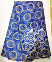 Wholesale T11 Hot selling products Latest African Lace High Quality African Tulle french Lace Fabric For Wedding Dress