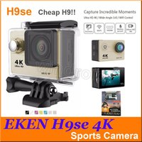 EKEN H9 H9se Ultra HD 4K Vidéo 140 degrés Sports Action Caméra 2