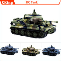 best battle tanks - CH RC Tank Toy Great Wall Remote Control Tank Mini Tiger Battle Tank Toy Best Christmas Gift for Kids