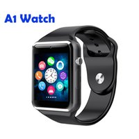 Appareil photo android pour smartphone Prix-Montre intelligente A1 intelligente Smartwatch Bluetooth Wearable Waterproof Smart Watch pour Android Smartphone Smartwatch Camera VS GT08